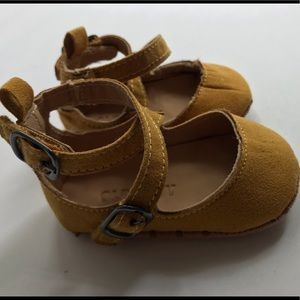 Other - Yellow Infant Flats